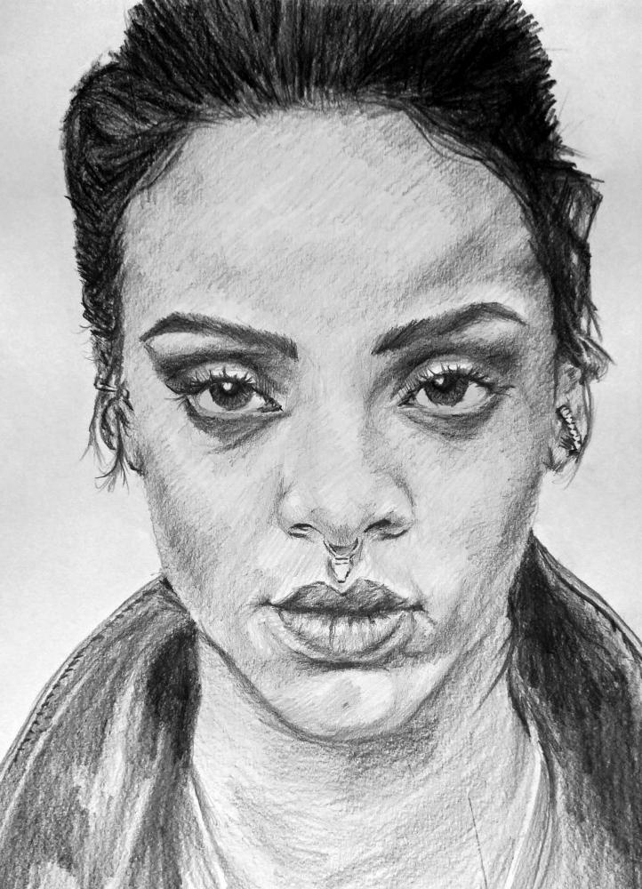 Rihanna by linshyhchyang